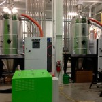 Two of four SDD-400 to 700-Dryers