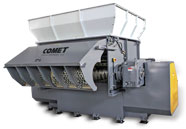 CSL-SS Large, Heavy-Duty, Single Shaft Shredder