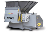 CSS-SS Small to Medium Single Shaft Shredder