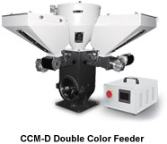 CCM-D Double Color Feeder