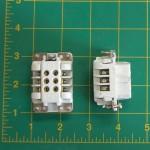 12303: 6-Pin Female Plug