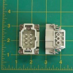 12304: 6-Pin Male Plug