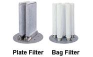Plate Filter & Bag Filter