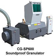CG-SP Single Pass Granulator