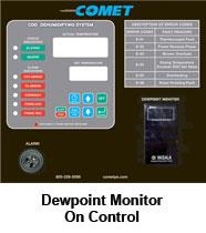 CDD Honeycomb Matrix Dryer/Hopper Combo | Comet Plastic Equipment